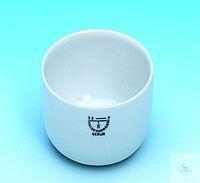 Nacelles d'incinération en porcelaine, 60 ml, 33/4, émaillée, 60 mm Ø, H: 31 mm Nacelles...