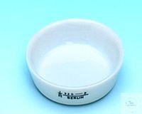Nacelles d'incinération en porcelaine 15 ml, 33D/4, émaillées, 48 mm Ø, H: 12 mm Nacelles...