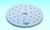 Desiccator plate, porcelain, 119C/90, 90 mm Ø, 7 mm thickness Desiccator plates, DIN 12911, with...