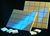 Kleiplaten voor het drogen van smeltpunt proeven, 150 x 150 mm Kleiplaten...