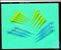 Pipette tips PP yellow, 2-200 µl, in bags of 1000 pieces Pipette tips made of polypropylene...