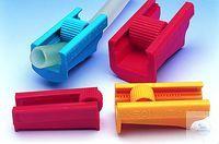 Schlauchklemme rot für Schlauch bis zu 4, 5mm Aussendurchmesser