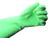 Safety gloves nitrile, size 10, green, pack of 12 pieces Protective Gloves Made of Nitrile, IDL...