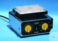 VM 4 universal, small laboratory shaker - IDL VM 4 Optoelectronically controlled, with a speed...