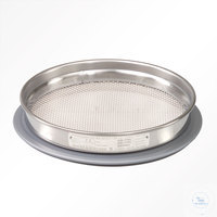 41Artículos como: St.st. 200x25 mm / w- 0.020 mm ALPINE 200 LS, ISO 3310-1 TEST SIEVE WITH...