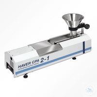 2 Artikel ähnlich wie: HAVER Photooptisches Partikelanalysegerät CPA 2-1, 230 V Photooptisches...