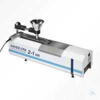 HAVER Photooptisches Partikelanalysegerät CPA 2-1 HR, 115 V
