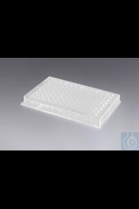 Riplate® 96 well plate PP, U-bottom, 300 µl/well Riplate® 96 well plate PP,...