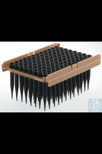 blackKnights, 300 µl, en tray, paquete doble (Stratec) blackKnights, 300 µl,...
