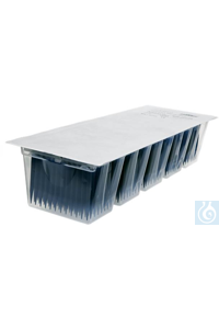 blackKnights, 1000 µl, tray, blister-5 blackKnights, 1000 µl, tray, blister-5