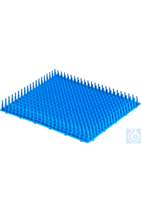 Alfombrilla de silicona para polySteribox® L Alfombrilla de silicona para...