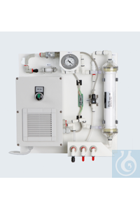 Membrane degassing Degassing unit up to 150 l/h Excess concentrations of...