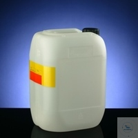 Wasser vollentsalzt zur Analyse Inhalt: 20 l Wasser vollentsalzt zur...