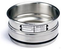 80Artikel ähnlich wie: Analysensieb Edelstahl Ø 100 mm Maschenweite * 20 µm Innenhöhe 45 mm mit...