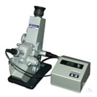 Abbe Refractometer Typ NAR-1T Solid - für Flüssig- und Fest-Proben - 1.3000...