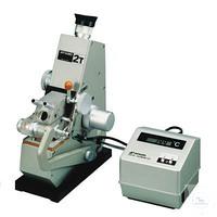 2T.HI, nD 1.4700 - 1.8700 Abbe-Refraktometer für hohe Temperaturen und