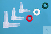 8 Artikel ähnlich wie: MTLL210-6005, männlicher Luer Lock zu 200-Serie Barb, für I-Ø 1,6 mm, PP,...