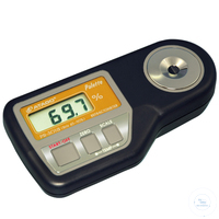 Palette Refraktometer, digital Typ PR-301 alpha, High Concentration 45.0 bis...
