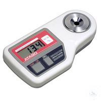 Palette Refraktometer, digital Typ PR-50HO, Hydrogen Peroxide 0.0 bis 50.0% -...