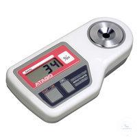 PR-100SA, digital, 0-1000/00 Meerwasser, Refraktometer ''Palette'' mit ATC,...