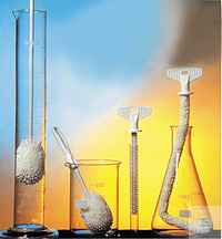 Reinigungsbürste, 480 mm, für Zylinder und andere hohe Glaswaren...