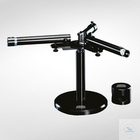 Spectroscope 1701 according to Kirchoff/Bunsen Observation tube: moveable, with lock-screw Slit...