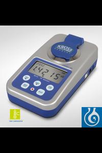 Digitales Handrefraktometer DR301-95 mit USB Schnittstelle, Software und automatischer...