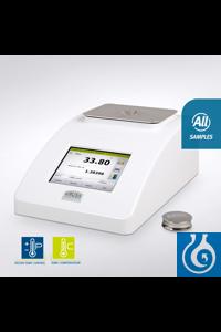 Digitalrefraktometer  mit integrierter Peltier-Temperierung.  Messbereiche: nD 1,3200-1,7000;...