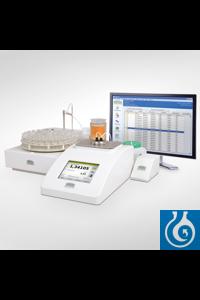 Digitalrefraktometer DR6000-TF mit integrierter Peltier-Temperierung und Durchflusszelle...