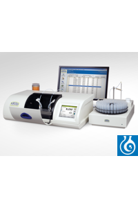 Automatic Polarimeter P8000-TF Polarimeter P 8000-TF, digital up to ±0,003°, w. water- sample...