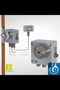 In-Line Prozessrefraktometer PR21S-T Sensor mit Wasserkühlung  Material: 1.4571...