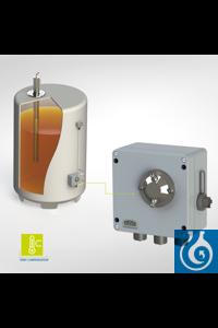 Bypass Prozessrefraktometer PRB21S Sensor ohne Kühlung.  Produkttemperatur bis 60 °C, Umgebung...