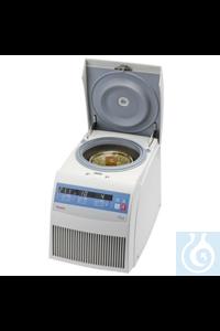 Heraeus™ Fresco™ 21 Mikrozentrifuge, gekühlt, 230V, mit 24 x 1.5/2.0ml-Rotor und...