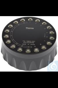 TN-1865 Festwinkelrotor 430.874 × g - 18 x 5 ml 65.000 U/min TN-1865 Festwinkelrotor Der für...