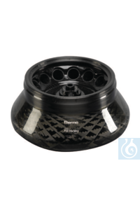 Fiberlite™ F13-14 x 50cy Festwinkelrotor 14,636 x g (17,105 x g with 230V) Each  14 x 50mL...