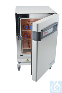 Heracell™ VIOS 160i CO2 Incubator with Copper Chamber Dual 165L Stack, 2 x 51030476 with...