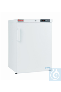 ES Series FMS Lab Freezers European 151L - ES Series FMS Lab Freezers Reduce risk of accidental...