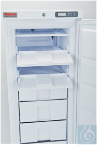 ES Series Lab Freezers European 151L - ES Series Lab Freezers Save valuable space with Thermo...