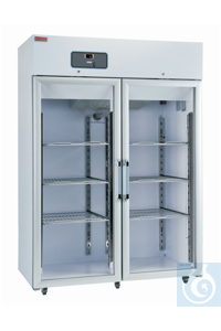 GPS Series Lab Refrigerators European Glass 1400L - GPS Series Lab Refrigerators Protect routine...
