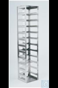 Racks für Tiefkühltruhen Wire Basket Rail Set -  General Freezer Items 12.7cu. ft. freezers Racks...