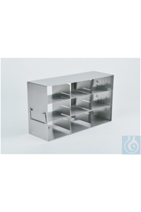 Racks for Revco™ ExF, DxF and HERAfeeze™ HFU B Freezers Sliding Drawer Rack 13 cu....