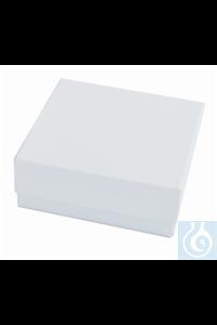 Lagerboxen -  Polycarbonate 5.3 x 5.3 x 3.1 in. (13.4 x 13.4 x 8.0cm) Lagerboxen Nutzen Sie...