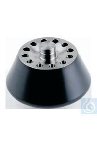 TFT-80.2 Festwinkelrotor 429.643 × g Each 12 x 2 ml 80.000 U/min Thermo Scientific™ Sorvall™ WX...