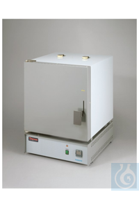 Thermolyne™ Largest Tabletop Muffle Furnaces Digital programmable w/4 programs, 16 segments...