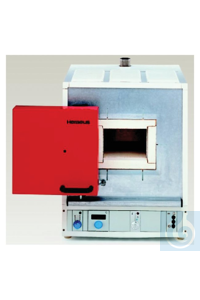 M110 Muffle Furnaces With digital program controller and upper limit cut-out - M110 Muffle...