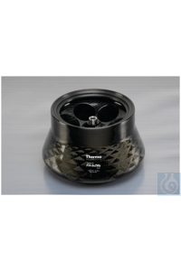 Fiberlite™ F14-6 x 250y Fixed Angle Rotor 14,000rpm Thermo...
