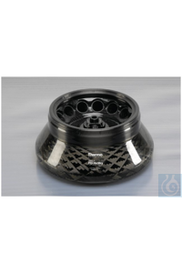 Fiberlite™ F13-14 x 50cy Fixed Angle Rotor 13,000rpm Thermo...