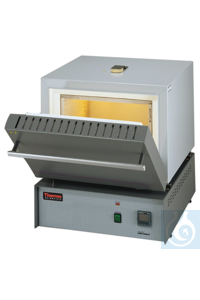 Thermolyne™ Premium Large Muffle Furnaces - Digital single setpoint with ramp and dwell...