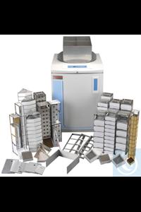 CryoPlus™ Plattformerhöhungen und Rahmen für Gasphase 3,5 Zoll -  CryoPlus 4, Racks 4000001...