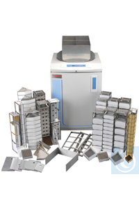 CryoPlus™ Vapor Phase Platform Risers and Frames 4 in. CryoPlus 1,  rack # 4000005 -...